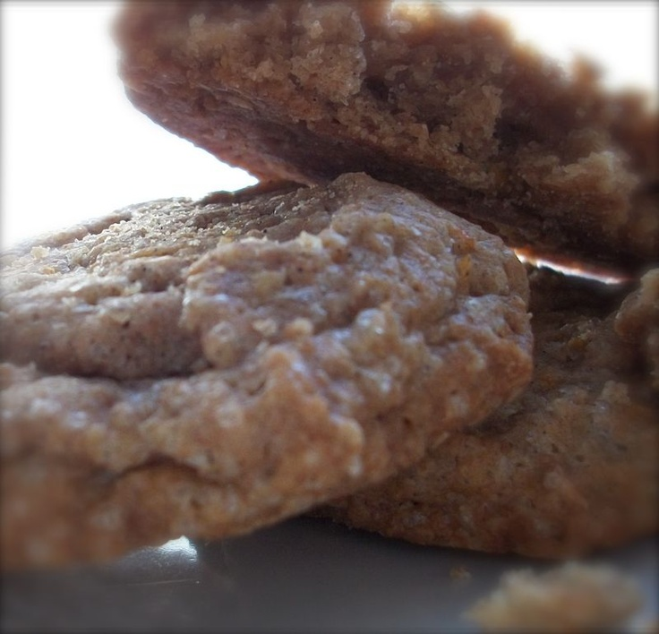 Cardamom Cookies...what's not to love???