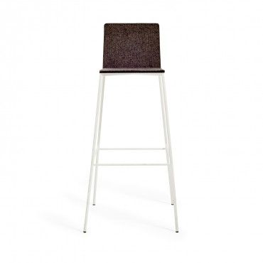Discover The Integral Manhattan Bar Stool In White At Abc Carpet Home Minimal And Modern Barstool Creates A Sleek Silhouette For