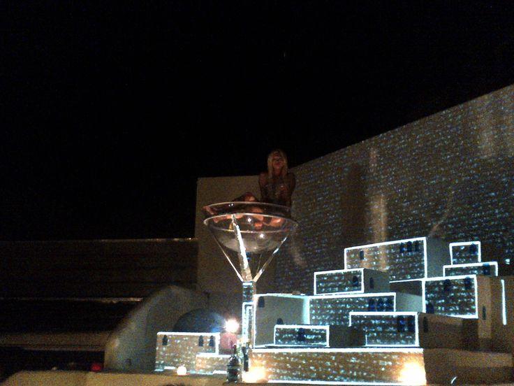 Fancy entertainment @ Pacha Club Mallorca