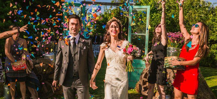#wedding Matrimonio en club de campo granadilla - Club de golf - Chris y Fran