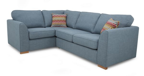 Revive Right Hand Facing 2 Seater Corner Sofa Bed