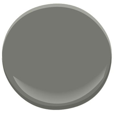 BM Amherst Gray. Another option for the lower cabinets. Warmer than Kendall Charcoal.