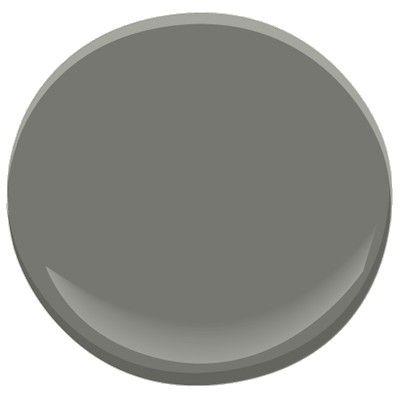 Best Amherst Gray Hc 167 Paint Benjamin Moore Amherst Gray 400 x 300