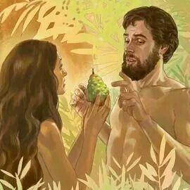351 best images about biblia on pinterest for Adan y eva en el jardin de eden