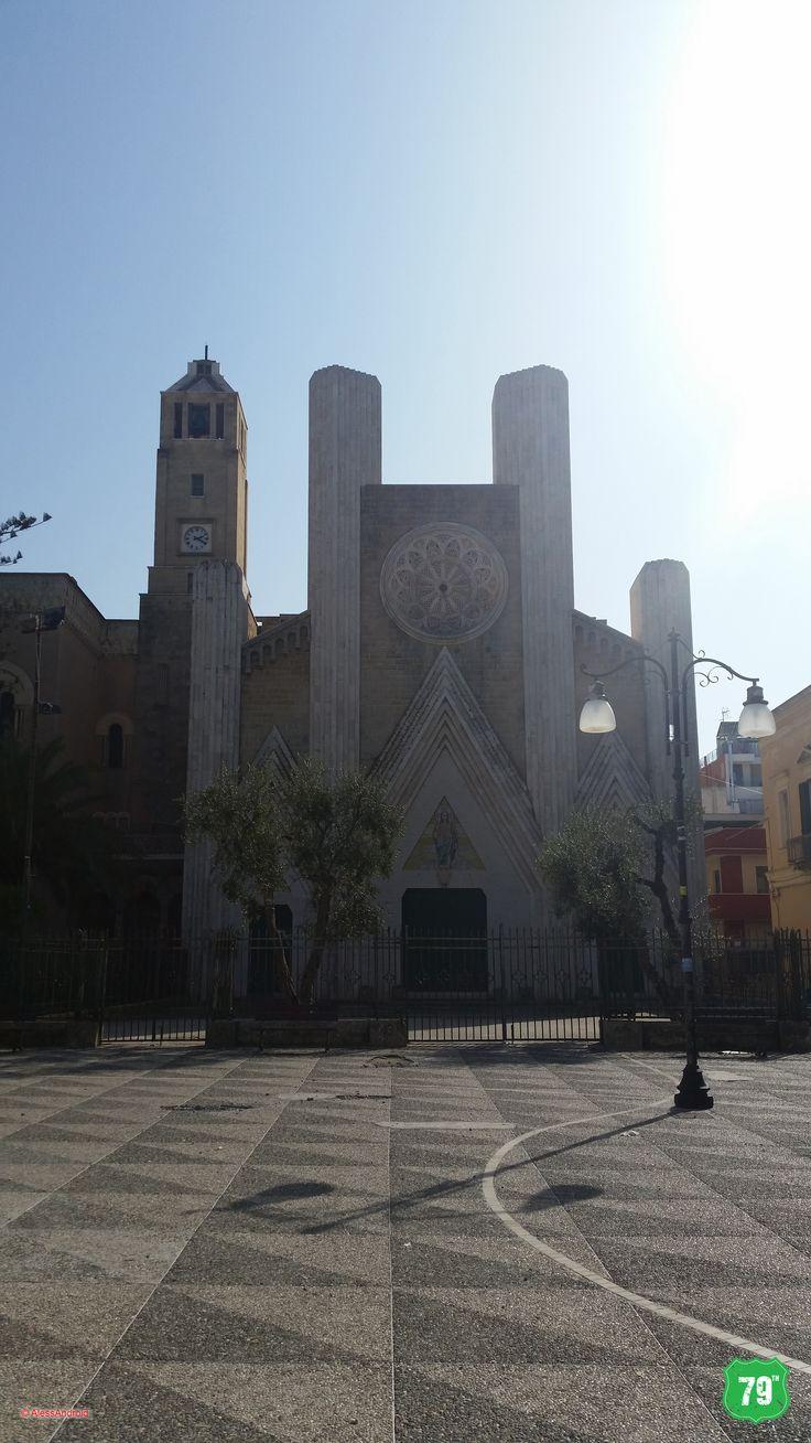 Parrocchia Sacro Cuore #Gallipoli #Salento #Italia #Puglia #Italy #Travel #Viaggiare #79thAvenue