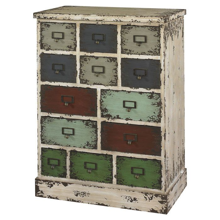 Parcel Cabinet   This would be perfect to store my vintage kitchen items right in my kitchen. Also will check World Market for something similar.