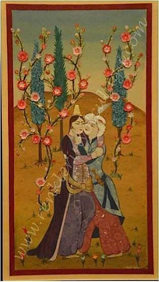 Nevbaharda aşıklar