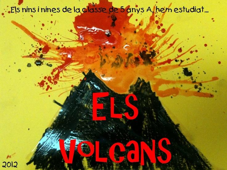Projecte Els Volcans II (Procés) Marc teòric...sobre el treball per projectes.