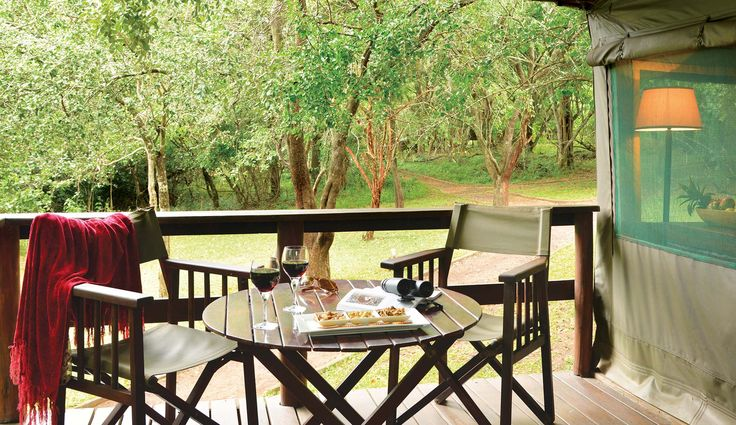 Drinks on your private deck at 4 Star #Falaza Game Park & Spa! http://falaza.co.za/