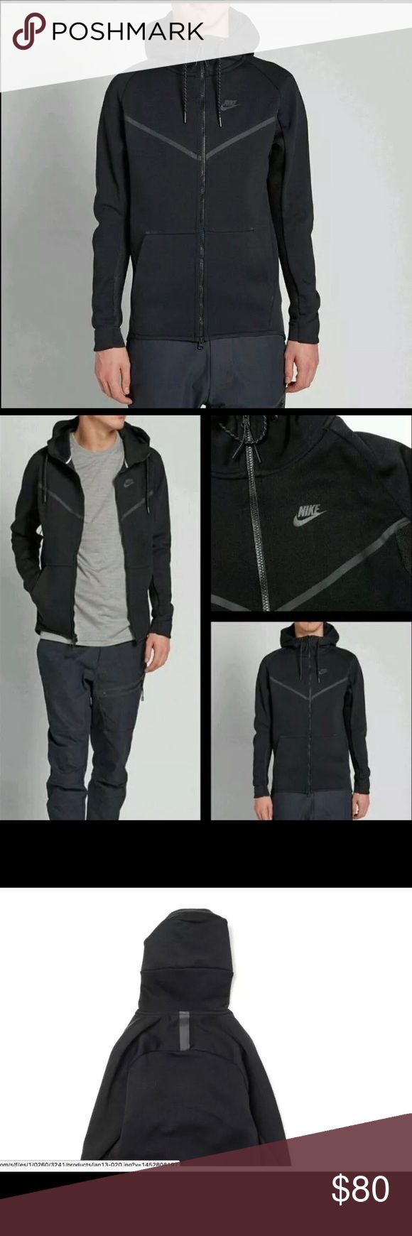 Nike windrunner black with mesh Brand new with tags Nike Jackets & Coats Lightweight & Shirt Jackets