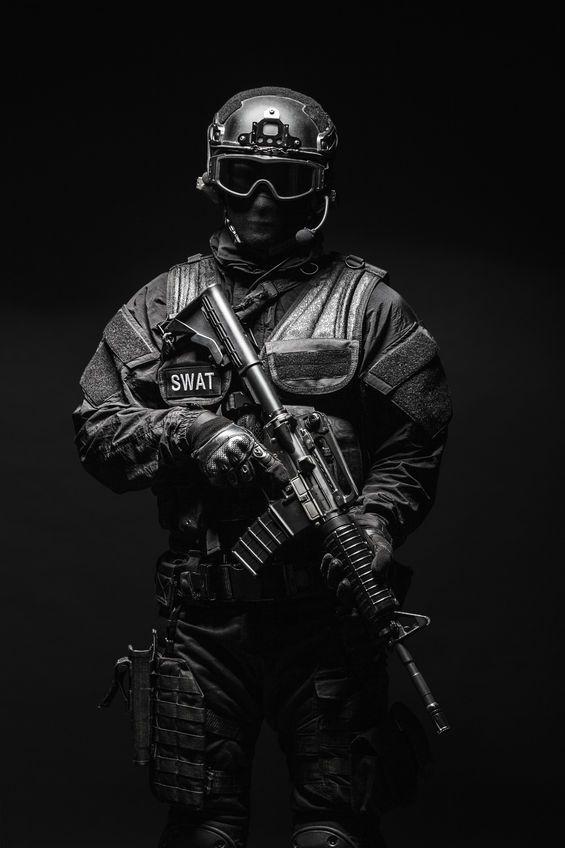 SWAT tactical loadout Spec Ops Soldier image