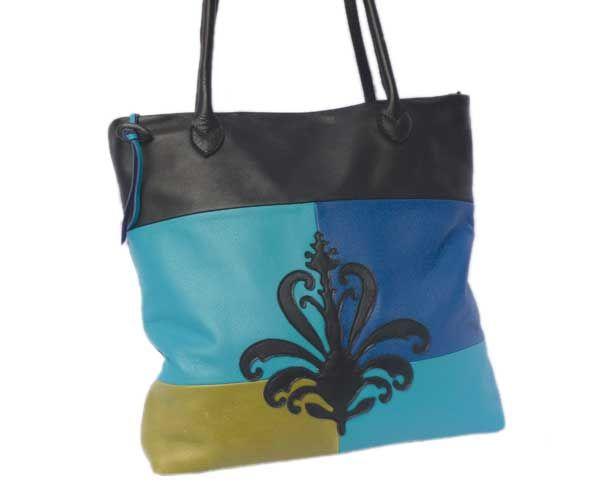 Large Sienna Shopper www.indiansummerleather.com #purses #handbags #canada #fashion