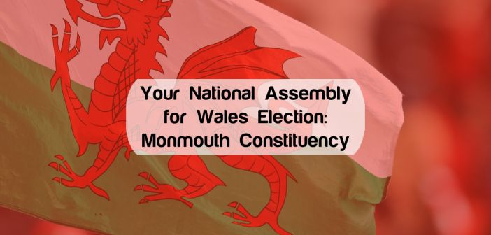 Your National Assembly for Wales Election: Monmouth Constituency
