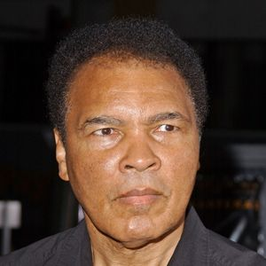 Muhammad Ali Boxer     BIRTHDAY January 17, 1942 BIRTHPLACE Kentucky AGE 72 years old orn as Cassius Clay, he became a boxing icon as well as a peace activist and a philanthropist.  FAMILY LIFE He married his first wife, a waitress named Sonji Roi, one month after meeting her in 1964. But she had problems with the Islamic dress code for women, and they divorced in 1966.