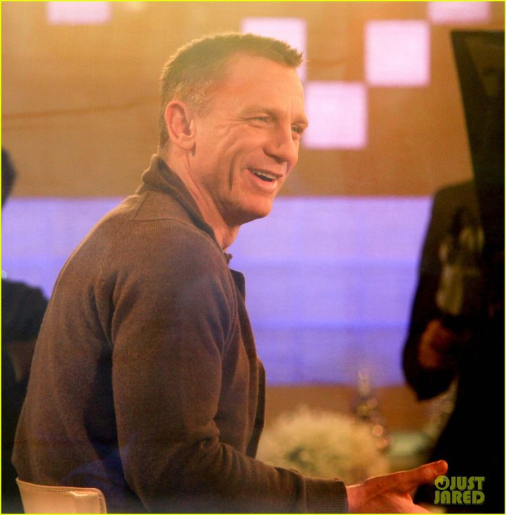 Daniel Craig: 'Today' Interview with Matt Lauer! - Daniel Craig Photo (27726042) - Fanpop