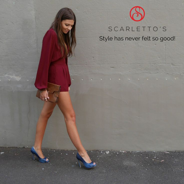Limited collections of designer shoes. #GetYoursBeforeSheDoes #StylishComfortableShoes http://scarlettos.com.au/denzel/