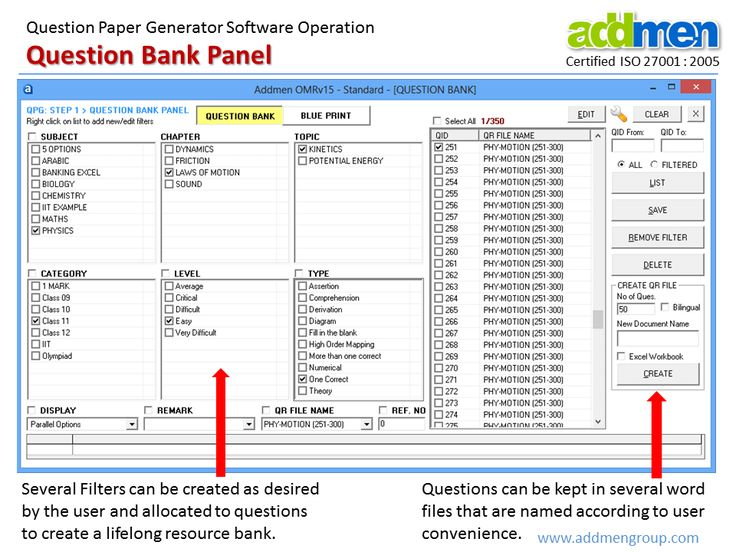 question and #answer #software , practice online test with - sample course evaluation forms
