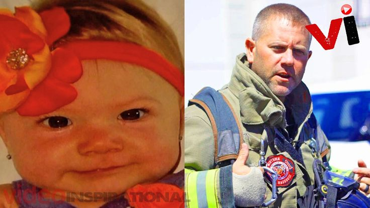 Fireman Adopts Baby Girl He Delivered During Late Night Emergency Call