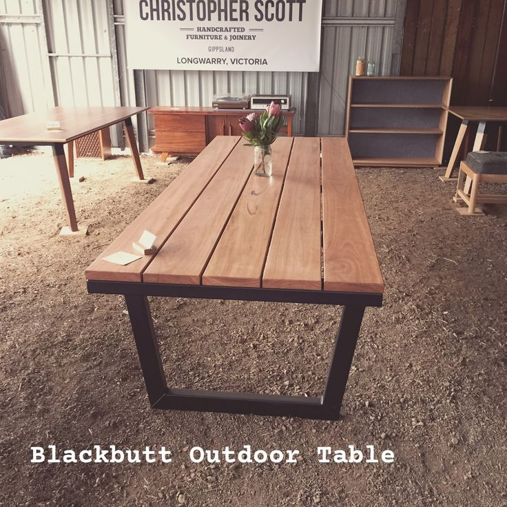 Image result for messmate wood table