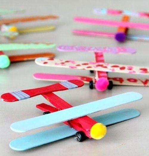 manualidades de madera para hacer en casa Crafts For Girls, Easy Crafts For Kids, Toddler Crafts, Fun Crafts, Diy And Crafts, Paper Crafts Origami, Origami Easy, Educational Crafts, Toddler Learning Activities