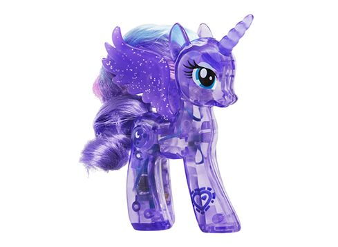 MY LITTLE PONY Sparkle Bright figur Prinsesse Luna