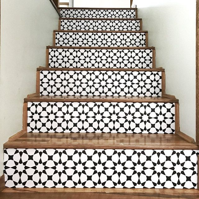 Stair Riser Vinyl Strips 15 Steps Removable Sticker Peel Stick Bx302 Wallpaper Door Removable Wallpaper Bathroom Removable Wallpaper