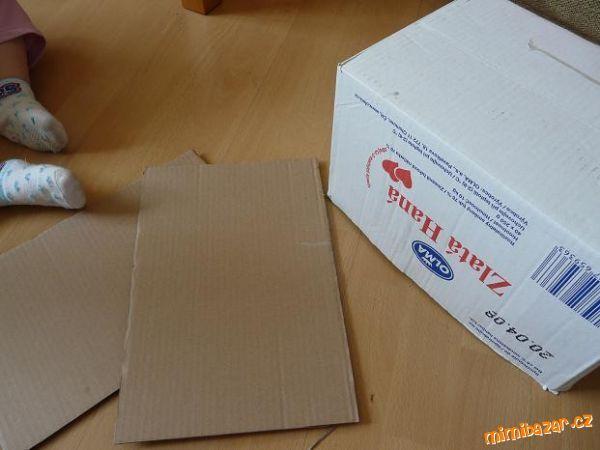 Pletení z papíru... košíky