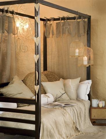 Dreamy bedrooms/Slaapkamers om in te droom