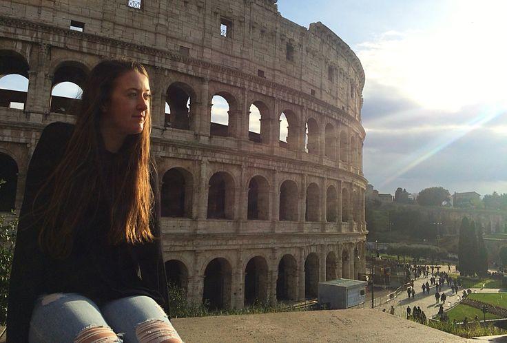 coliseum yesterday
