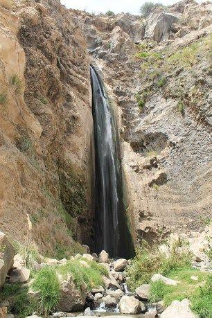 Going on my list of must do treks!!! ---Trekking to the black waterfall of Yura Arequipa