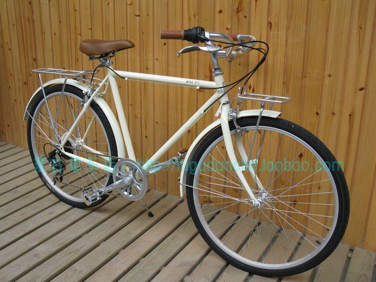 懐古自転車