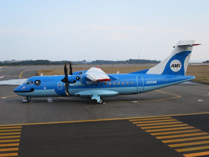 「日本一ちいさな航空会社」は社員全員で機体を洗う - Excite bit コネタ