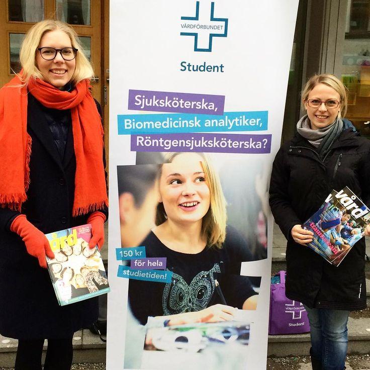 Pluggar du i Karlskrona, Skövde, Stockholm eller Gävle? Du har väl inte glömt att svara på vår VFU-enkät? Den finns tillgänglig dygnet runt hela vecka ut. #vfstudent