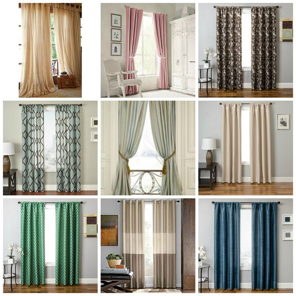 1000 images about drapery curtains on pinterest for Exterior window dressing ideas