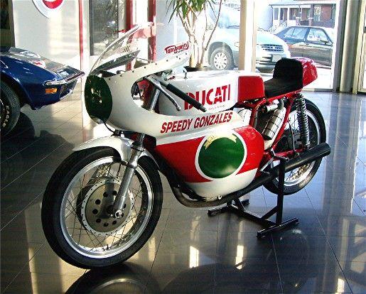 1968 Ducati 250 - beautiful