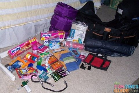 Training Gear & Equipment: Everything You Need For A Multi-Day Charity Walk Like The Susan G. Komen 3-Day | The Fun Times Guide to Running/ Biking/ Swimming