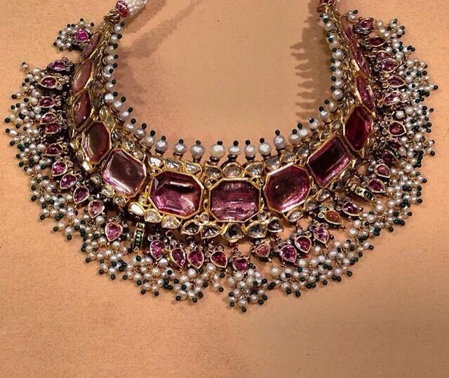 Guluband necklace bridal designs for womn (2)