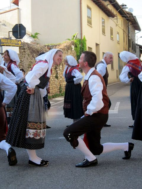 Friuli Hello all, today I will speak about the costumes of the Friuli people, also called the Furlan. This is the thir...