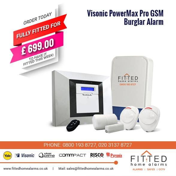 55 best fitted home visonic home security alarms images on for Best buy burglar alarms