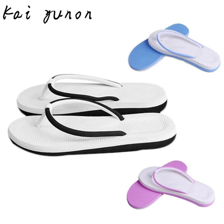 kai yunon 2016 new style Simple Flip-flops Lovers Slippers Men&Women Beach Sandals Summer Home Slippers Aug 29 #>=#>=#>=#>=#> Click on the pin to check out discount price, color, size, shipping, etc. Save and like it!
