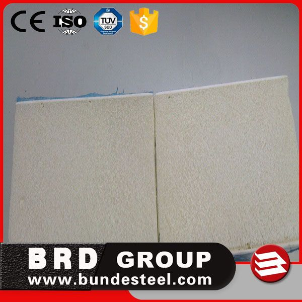 High strength XPS/PU core FRP sandwich panel