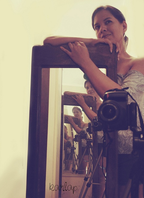 Me, my camera and...