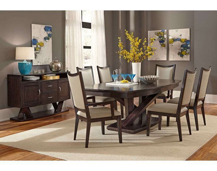 Addison Dining Room Collection Leon S Hello Dining