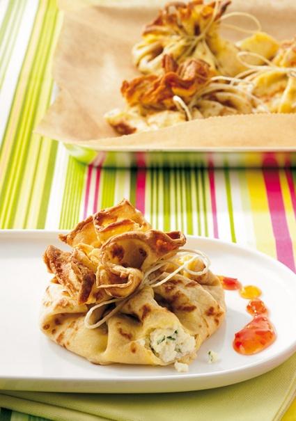 Heiße Päckchen - Osterbrunch: Herzhafte Gerichte - 11 - [ESSEN & TRINKEN]
