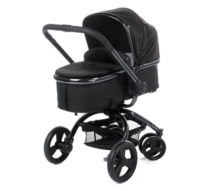 Mothercare Orb Pram and Pushchair - Cyber Liquorice