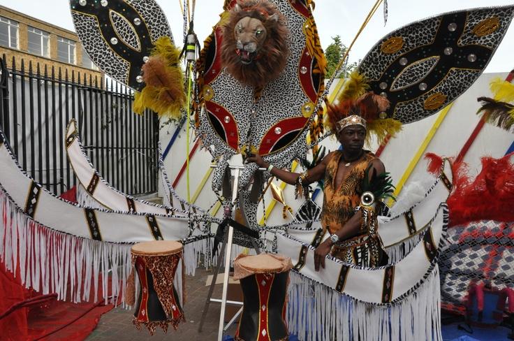 Carnival spirit made up for no sunshine...