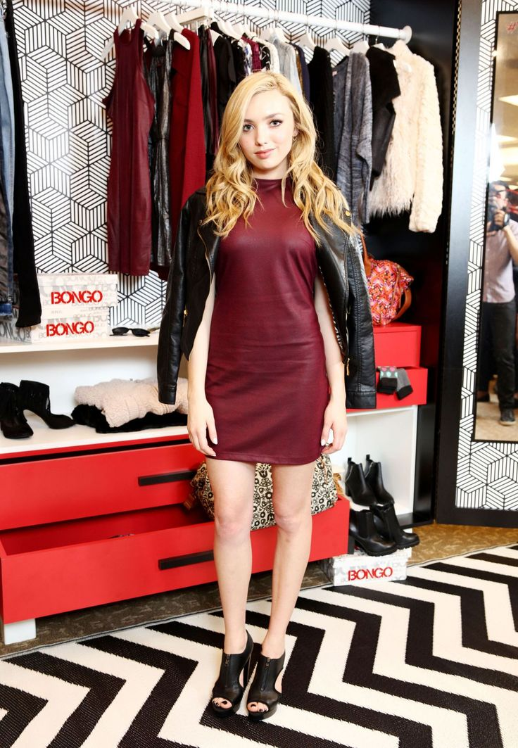Peyton List – Bongo Style Event at Sears in Los Angeles, October 2015