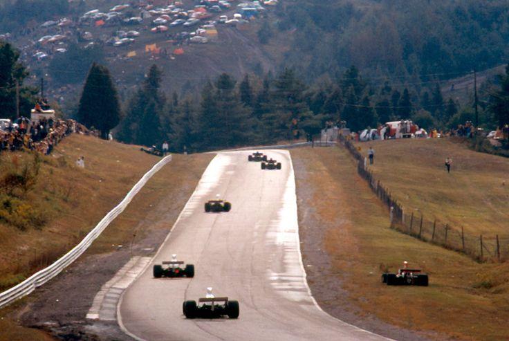 1973 Canadian Grand Prix,  Mosport Park - Canada.