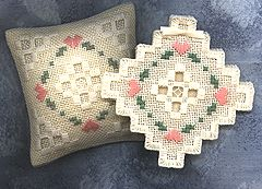 The Flower Thread Company: Hardanger Embroidery                                                                                                                                                      More