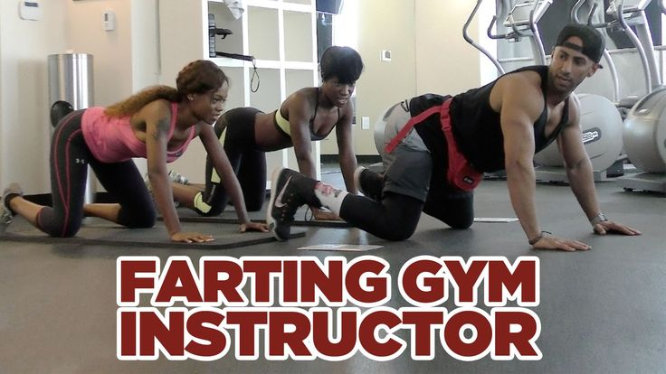 FARTING GYM INSTRUCTOR PRANK! [Video] - http://www.yardhype.com/farting-gym-instructor-prank-video/